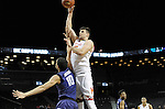 BROOKLYN, NY - NOVEMBER 26:  during the championship game of the Barclays Center Classic at the Barclays Center on Nov. 26, 2016 in the Brooklyn borough of New York City.  (Photo by Porter Binks) *** Local Caption ***