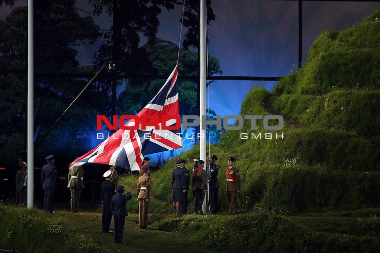 27.07.2012., England, London - Opening ceremony of Summer Olympic Games London 2012.<br /> <br /> Foto &copy;  nph / PIXSELL / Sajin Strukic