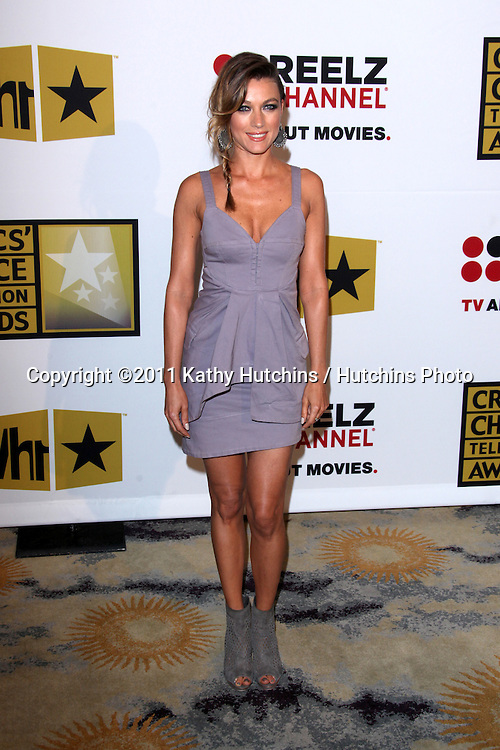LOS ANGELES - JUN 20:  Natalie Zea arriving at the 1st Annual Critics' Choice Television Awards at Beverly Hills Hotel on June 20, 2004 in Beverly Hills, CA