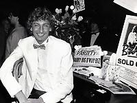 CelebrityArchaeology.com<br /> New York City<br /> 1989 FILE PHOTO<br /> Barry Manilow<br /> Photo By John Barrett-PHOTOlink.net<br /> ----- / MediaPunch