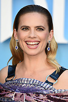"Hayley Atwell<br /> arriving for the ""Christopher Robin"" premiere at the BFI Southbank, London<br /> <br /> ©Ash Knotek  D3416  05/08/2018"