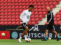 Thilo Kehrer (Deutschland Germany) - 10.06.2019: Abschlusstraining der Deutschen Nationalmannschaft vor dem EM-Qualifikationsspiel gegen Estland, Opel Arena Mainz
