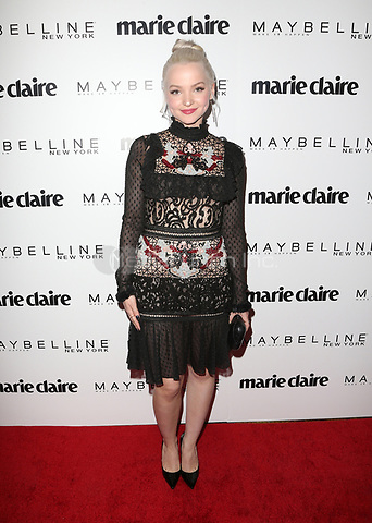 WEST HOLLYWOOD, CA - April 21: Dove Cameron, At Marie Claire's Fresh Faces At Doheny Room In California on April 21, 2017. Credit: FS/MediaPunch