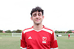 10 January 2016: Antonio Matarazzo (ITA) (Columbia). The adidas 2016 MLS Player Combine was held on the cricket oval at Central Broward Regional Park in Lauderhill, Florida.