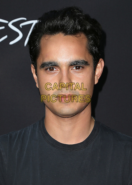 22 June 2016 - Hollywood, California - Max Minghella. &quot;Into The Forest&quot; Los Angeles Premiere held at ArcLight Hollywood.  <br /> CAP/ADM/FS<br /> &copy;FS/ADM/Capital Pictures