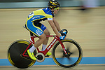 Ko Siu Wai of the IND competes in the Men Elite -  Omnium I Scratch 10 KM category during the Hong Kong Track Cycling National Championships 2017 at the Hong Kong Velodrome on 18 March 2017 in Hong Kong, China. Photo by Chris Wong / Power Sport Images