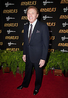 LAS VEGAS, NV - January 16 : Steve Lawrence pictured at the grand opening of Andrea's at Encore at Wynn Las Vegas in Las Vegas, Nevada on January 16, 2013. Credit: Kabik/Starlitepics/MediaPunch Inc. /NortePhoto