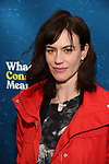 "Maggie Siff attending the Broadway Opening Night Performance of  ""What The Constitution Means To Me"" at the Hayes Theatre on March 31, 2019 in New York City."