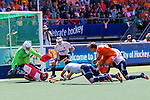 Netherlands Men vs England Men at the Rabobank Hockey World Cup 2014