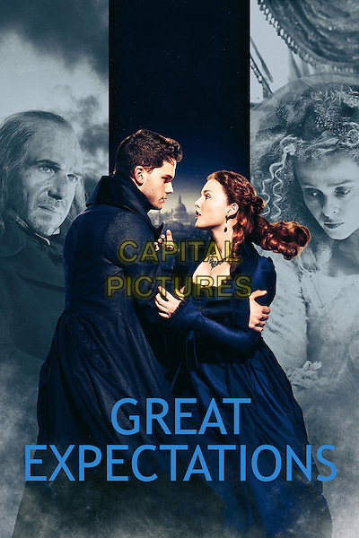 KEY POSTER ART<br /> in Great Expectations (2012) <br /> *Filmstill - Editorial Use Only*<br /> CAP/FB<br /> Supplied by Capital Pictures
