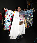 Dennis Stowe.attending the Broadway Opening Night Gypsy Robe Ceremony honoring  Dennis Stowe in 'LEAP OF FAITH' on 4/26/2012 at the St. James Theatre in New York City.