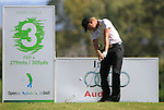 Jeppe Huldahl (DEN) tees off on the 3rd tee during the Final Day Sunday of the Open de Andalucia de Golf at Parador Golf Club Malaga 27th March 2011. (Photo Eoin Clarke/Golffile 2011)