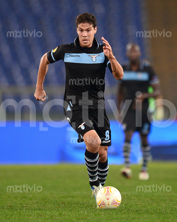 FUSSBALL   EUROPA LEAGUE   SAISON 2012/2013   22.11.2012 Lazio Rom - Tottenham Hotspur FC  Hernanes (Lazio Rom)