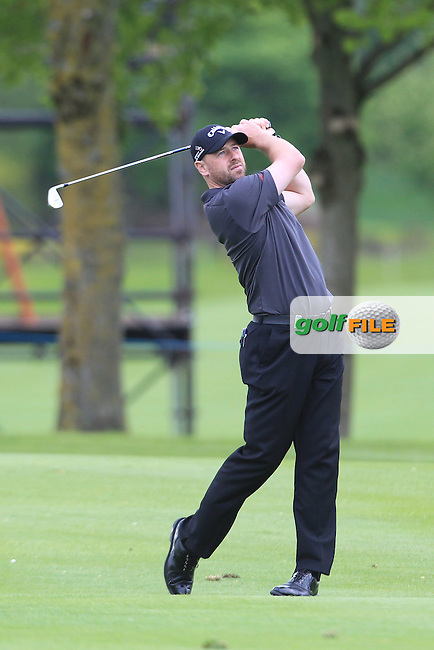 Craig Lee (SCO) during Thursday's Round 1 ahead of the 2016 Dubai Duty Free Irish Open Hosted by The Rory Foundation which is played at the K Club Golf Resort, Straffan, Co. Kildare, Ireland. 19/05/2016. Picture Golffile | TJ Caffrey.<br /> <br /> All photo usage must display a mandatory copyright credit as: &copy; Golffile | TJ Caffrey.