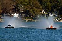 "Steve Kuhr, Y-1 ""Shenanigans"", Chris Ritz, Y-2 ""Orange Crate""                (1 Litre MOD hydroplane(s)"