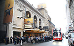 attend The Rockefeller Foundation and The Gilder Lehrman Institute of American History sponsored High School student matinee performance of  'Hamilton' at the Richard Rodgers Theatre on 2/8/2017 in New York City.