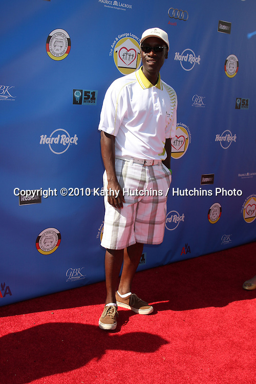 Don Cheadle.arrives at  the George Lopez Golf Tournament .Lakeside Golf Club.Toluca Lake, CA.May 3, 2010.©2010 Kathy Hutchins / Hutchins Photo...