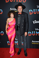 LOS ANGELES, CA. March 11, 2019: Win Butler &amp; Regine Chassagne at the world premiere of &quot;Dumbo&quot; at the El Capitan Theatre.<br /> Picture: Paul Smith/Featureflash
