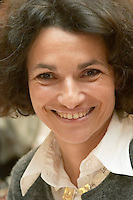 Nadia Bourgne Domaine la Madura St Chinian. Languedoc. Owner winemaker. France. Europe.