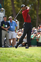 Tiger Woods during the 4th round of the Valspar Championship,Innisbrook Resort and Golf Club (Copperhead), Palm Harbor, Florida, USA. March 11, 2018<br /> Picture: Golffile | Dalton Hamm<br /> <br /> <br /> All photo usage must carry mandatory copyright credit (&copy; Golffile | Dalton Hamm)