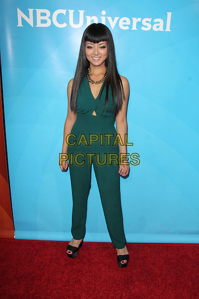 BEVERLY HILLS, CA - AUGUST 13: Kiki Sukezane at the NBCUniversal 2015 Summer Press Tour at the Beverly Hilton on August 13, 2015 in Beverly Hills, California. <br /> CAP/MPI//DE<br /> &copy;DE/MPI/Capital Pictures