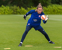 London, ENG - June 6, 2019:  The USWNT trains in preparation for the FIFA Women's World Cup at Hotspur Way Training Ground.