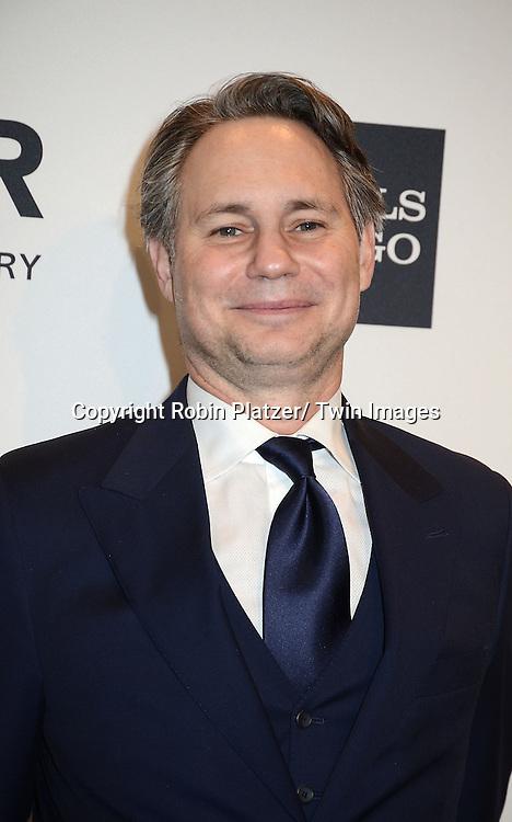 Jason Binn attends the amfAR New York Gala on February 5, 2014 at Cipriani Wall Street in New York City.