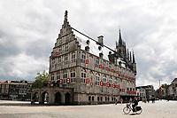 Nederland Gouda  2017.  Het oude Stadhuis van Gouda op de Markt. Foto Berlinda van Dam / Hollandse Hoogte