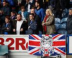 14.09.2019 Rangers v Livingston: Rangers fans