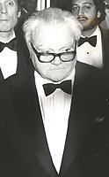 CelebrityArchaeology.com<br /> New York City<br /> 1981 FILE PHOTO<br /> James Cagney<br /> Photo By John Barrett-PHOTOlink.net / MediaPunch<br /> ----- / MediaPunch
