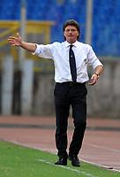 """l'allenatore della sampdoria walter mazzarri<br /> Roma 14/9/2008 Stadio """"Olimpico"""" <br /> Campionato Italiano di Calcio Serie A 2008/2009<br /> Lazio Sampdoria<br /> Foto Andrea Staccioli Insidefoto"""