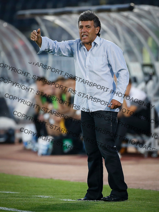 Fudbal Super League season 2016-2017<br /> Partizan v Rad<br /> Head coach Nebojsa Petrovic<br /> Beograd, 27.08.2016.<br /> foto: Srdjan Stevanovic/Starsportphoto&copy;