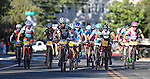 Riders participate in the Epic Rides Carson City Off-Road women&rsquo;s Pro Criterium in Carson City, Nev., on Friday, June 17, 2016.<br />