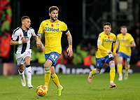 Leeds United's Mateusz Klich pushes forward<br /> <br /> Photographer David Shipman/CameraSport<br /> <br /> The EFL Sky Bet Championship - West Bromwich Albion v Leeds United - Saturday 10th November 2018 - The Hawthorns - West Bromwich<br /> <br /> World Copyright © 2018 CameraSport. All rights reserved. 43 Linden Ave. Countesthorpe. Leicester. England. LE8 5PG - Tel: +44 (0) 116 277 4147 - admin@camerasport.com - www.camerasport.com