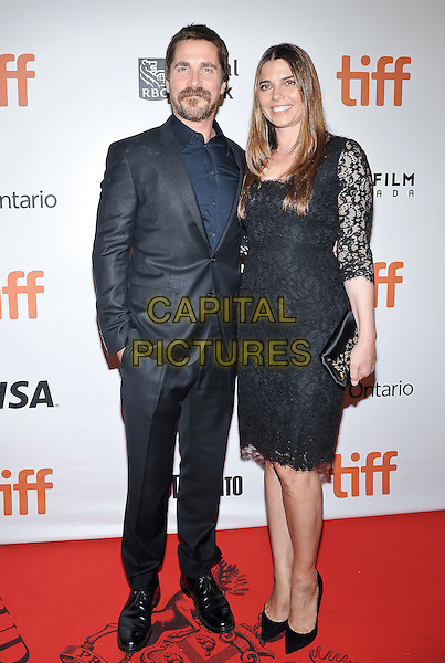 11 September 2016 - Toronto, Ontario Canada - Christian Bale, Sibi Blazic. &quot;The Promise&quot; Premiere - 2016 Toronto International Film Festival held at Roy Thomson Hall. <br /> CAP/ADM/BPC<br /> &copy;BPC/ADM/Capital Pictures