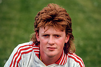 Stephen Devine, GAA footballer, Tyrone, N Ireland, 19870609SD..Copyright Image from Victor Patterson, 54 Dorchester Park, Belfast, UK, BT9 6RJ..Tel: +44 28 9066 1296.Mob: +44 7802 353836.Voicemail +44 20 8816 7153.Skype: victorpattersonbelfast.Email: victorpatterson@me.com.Email: victorpatterson@ireland.com (back-up)..IMPORTANT: If you wish to use this image or any other of my images please go to www.victorpatterson.com and click on the Terms & Conditions. Then contact me by email or phone with the reference number(s) of the image(s) concerned.
