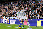 Cristiano Ronaldo of Real Madrid in action during La Liga 2017-18 match between Real Madrid and Sevilla FC at Santiago Bernabeu Stadium on 09 December 2017 in Madrid, Spain. Photo by Diego Souto / Power Sport Images