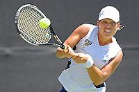 FIU Women's Tennis v. Princeton (NCAA Regionals)(5/8/09)