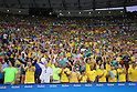 Brazil fans (BRA), <br /> AUGUST 20, 2016 - Football / Soccer : <br /> Men's Final <br /> between Brazil - Germany <br /> at Maracana <br /> during the Rio 2016 Olympic Games in Rio de Janeiro, Brazil. <br /> (Photo by YUTAKA/AFLO SPORT)