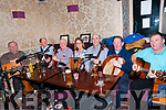 Caroline Foundation Fundraiser: The musicians who took part in the Caroline Foundation fundraiser in aid Cancer Research at Kilcooley's Country House, Ballybunion on Saturday night last. L-R : Tom Fitzgerald, Donie Finnucane, Sheamus Kelly, Betty Joyce, Pat O'Donnell, Tom Enright & Danny O'Carroll.