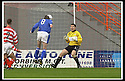 5/10/02       Copyright Pic : James Stewart                     .File Name : stewart-hamilton v stranraer 15.ALAN JENKINS RISES ALONE TO HEAD HOME THE THIRD....James Stewart Photo Agency, 19 Carronlea Drive, Falkirk. FK2 8DN      Vat Reg No. 607 6932 25.Office : +44 (0)1324 570906     .Mobile : + 44 (0)7721 416997.Fax     :  +44 (0)1324 570906.E-mail : jim@jspa.co.uk.If you require further information then contact Jim Stewart on any of the numbers above.........