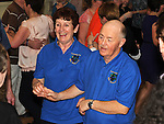 Jim Finnegan pictured at the Ceilí and set dancing weekend at An Grianan. Photo: Colin Bell/pressphotos.ie