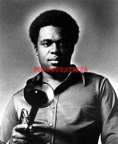 FREDDIE HUBBARD on CTI Records.photo from promoarchive.com/ Photofeatures..