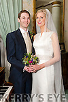 Alice Fitzgerald, Glin, Limerick, and Gerard King, Tralee were married at Church of the Immaculate Conception, Glin, by Fr. Crawford on Saturday 3rd December 2016, with a reception at Ballyseede Castle Hotel
