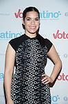 WASHINGTON, DC - March 4:  America Ferrera attends Voto Latino's 10 year anniversary at Hamilton Live on March 4, 2015 in Washington, D.C. Photo Credit: Morris Melvin / Retna Ltd.