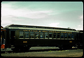 Side view of coach #310.<br /> D&amp;RGW