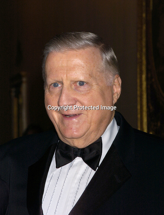 George Steinbrenner ..at the New York Landmarks Conserancy LIving Landmarks ..Celebration 2004 at The Plaza Hotel on November 3, 2004. ..Photo by Robin Platzer, Twin Images