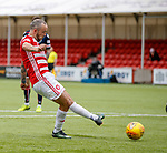 28.04.18 Hamilton v Ross County: Dougie Imrie scores from the penalty spot