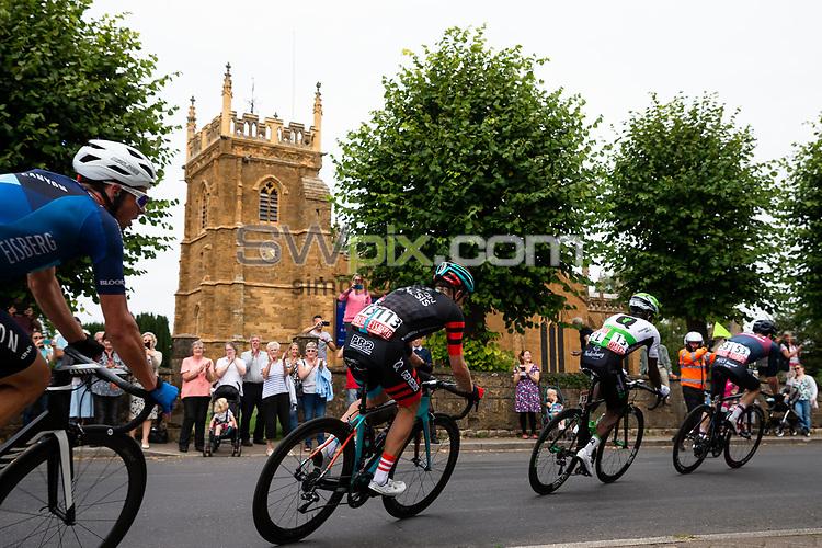 Picture by Alex Whitehead/SWpix.com - 05/09/2018 - Cycling - OVO Energy Tour of Britain - Stage 4: Nuneaton to Royal Leamington Spa - Kineton.