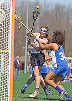 Girls Varsity Lacrosse vs. Homestead 4-11-15